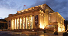 Sheffield City Hall, venue for Obstetric Anaesthesia 2007